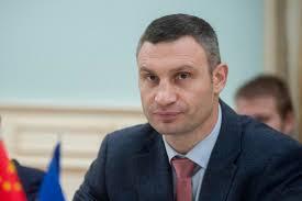 Кличко втретє став мером Києва. Другого туру не буде