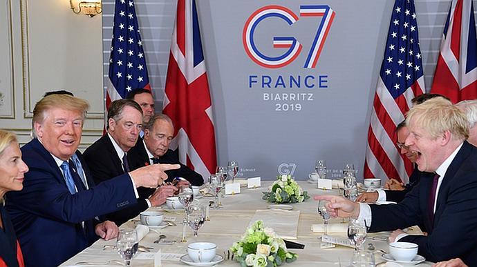 У России нет шансов вернуться в G7