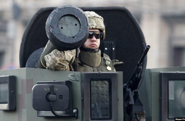Украинскую армию вооружат по-новому