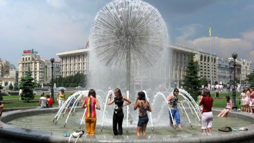 За два дня лето в Киеве побило два температурных рекорда