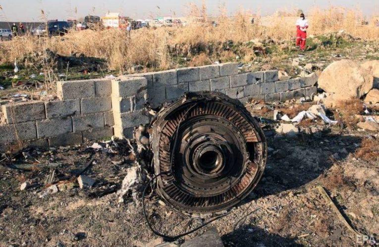 Иран затягивает передачу черных ящиков с украинского самолета