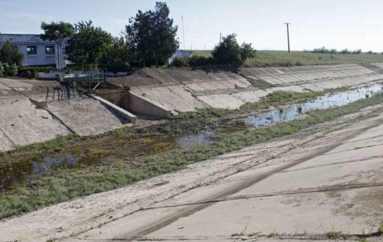 Названо условие возобновления подачи воды в Крым