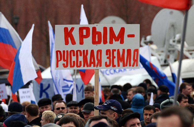Россия проводит в оккупированном ею Крыму колониальную политику