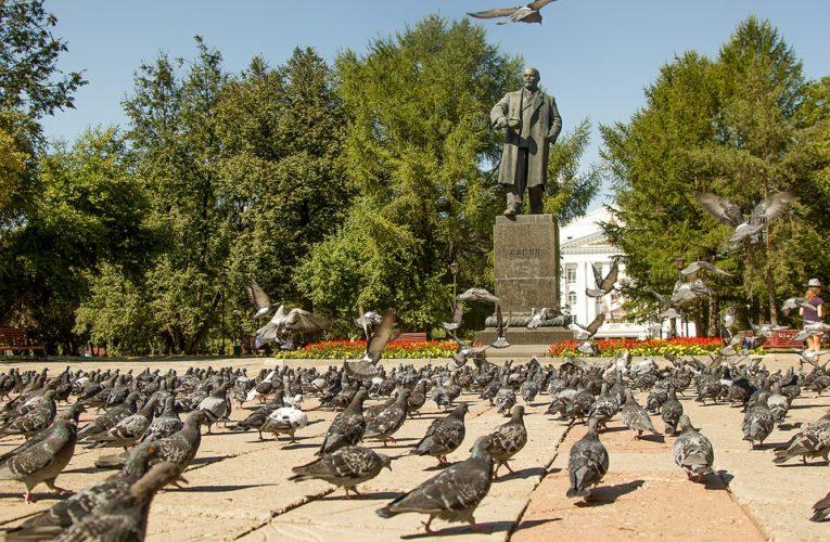 В Германии открыли памятник советскому вождю