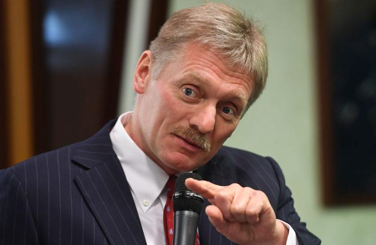 В Кремле ответили на обращение Кадырова к Зеленскому