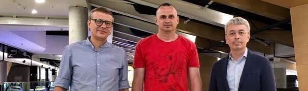 Советник Ермака обозвал Сенцова «аморальным, пустым и мелочным»