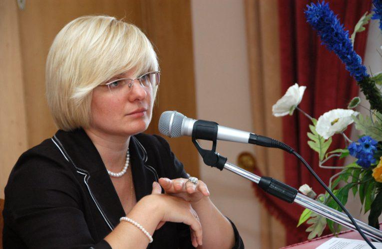 Тетяна Котюжинська: у разі прийняття законопроєкту про медіа, можна буде припинити мовлення будь-якого великого телеканалу протягом одного робочого дня.