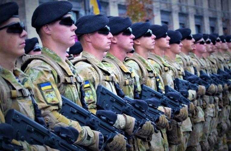 В украинской армии появятся новые звания