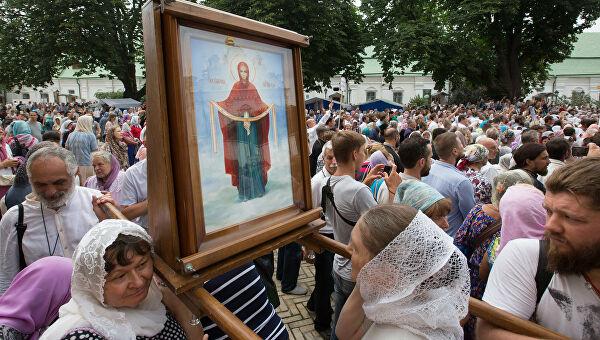 УПЦ КП отказалась от крестного хода