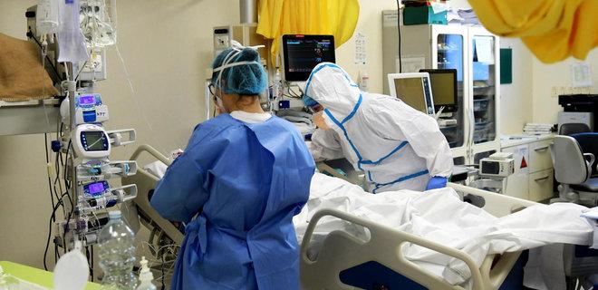 Эпидемия коронавируса в Украине замедлила ход