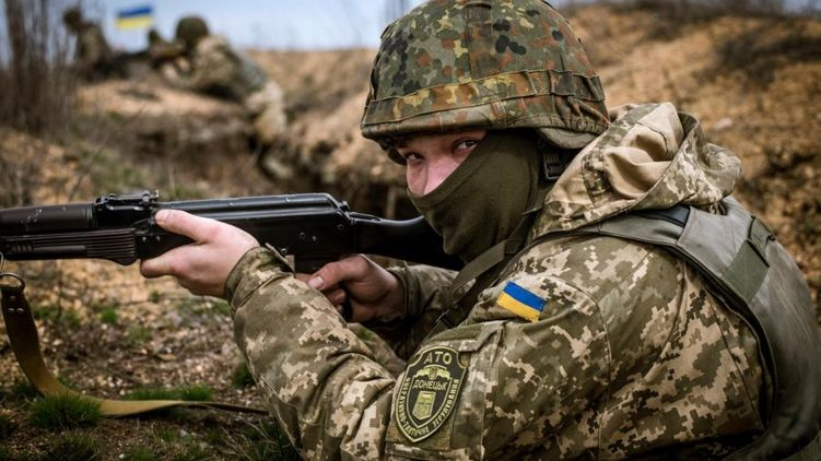 Наемники РФ с начала суток уже дважды нарушали режим полного прекращения огня, — Командующий ОС Кравченко.