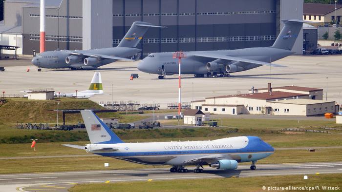 Німеччина просить Конгрес США не виводити військових
