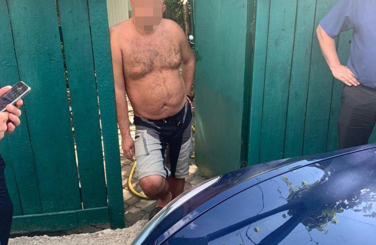 Харківська поліція затримала  спільника «луцького» терориста