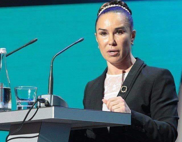 Стелла Захарова: самым главным достижением министра спорта по-прежнему остается его хорошая спортивная форма