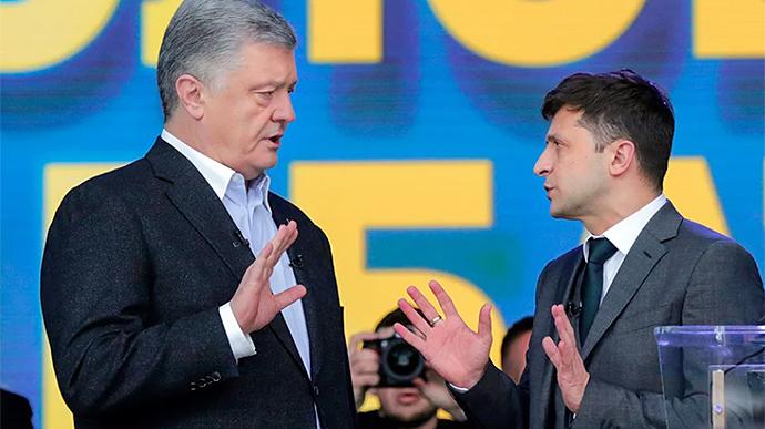 Порошенко потребовал от Зеленского не отправлять Смолия в отставку