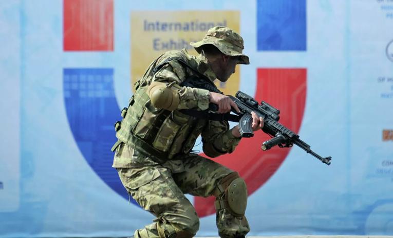 ВС Армении вновь предприняли попытку атаки позиций азербайджанской армии (Видео)