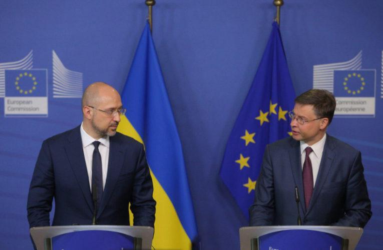 Денис Шмигаль: доступ на ринок ЄС відкриває нам і інші світові ринки