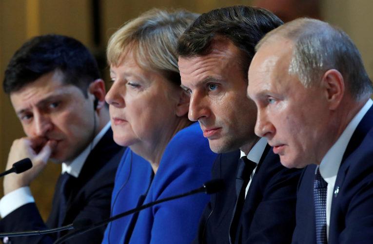 """Стали известны условия проведения саммита """"нормандской четверки"""""""