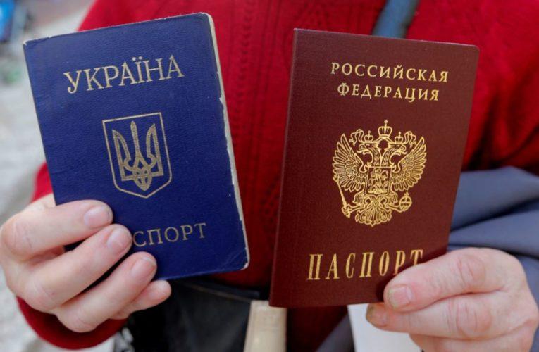 Стало известно отношение Украины к жителям ОРДЛО с российскими паспортами