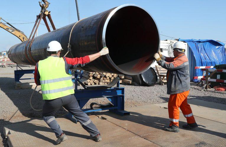 Назван срок возобновления строительства «Северного потока-2»