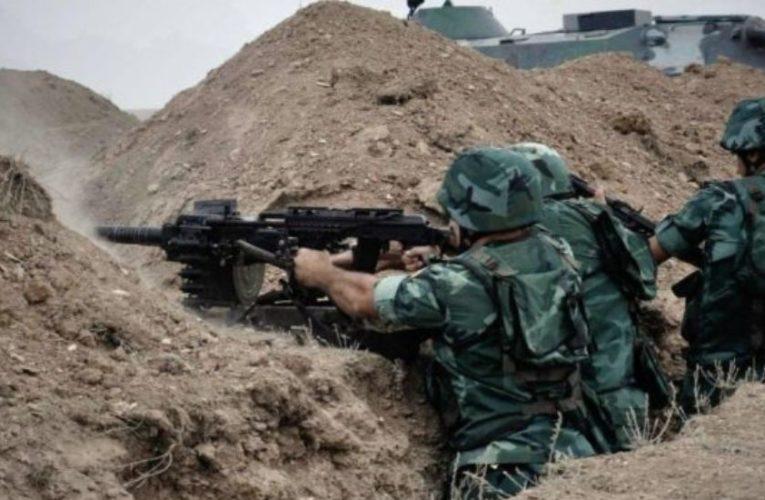 На азербайджано-армянской границе вспыхнули боевые действия