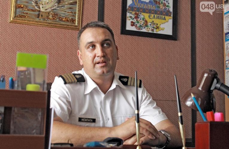 Командующий ВМСУ, Алексей Неижпапа: Азовское море — это не лужа Российской Федерации.