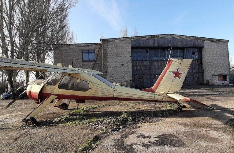 В Украине продают самолеты по цене подержанного авто