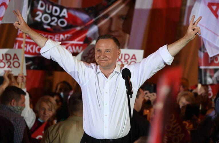 В Польше объявили победителя во втором туре президентских выборов