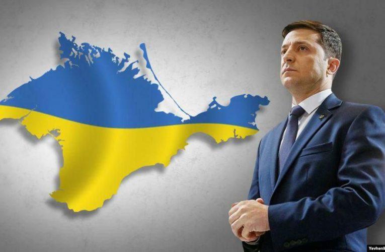 Зеленский ответил на вопрос о возобновлении подачи воды в Крым