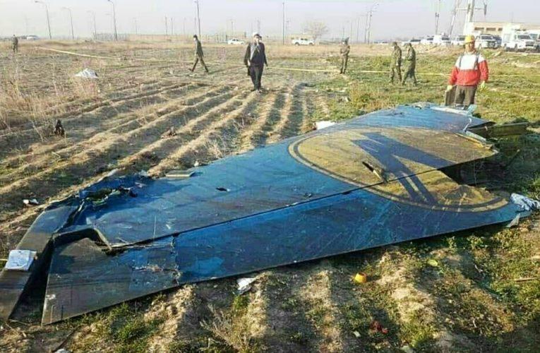 Стало известно, когда Иран пришлет «черные ящики» сбитого самолета на расшифровку