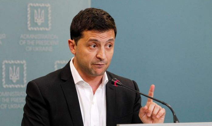 Зеленский списал все проблемы Украины на високосный год