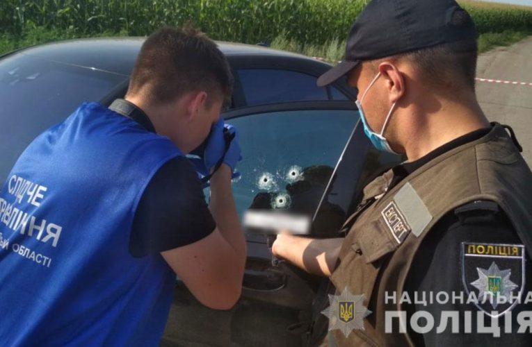 На Полтавщині обстріляли авто, є жертви