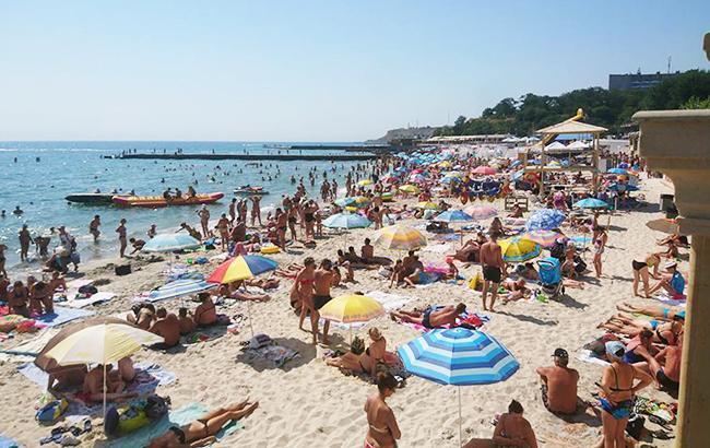 На пляжах Одессы установили новые правила отдыха