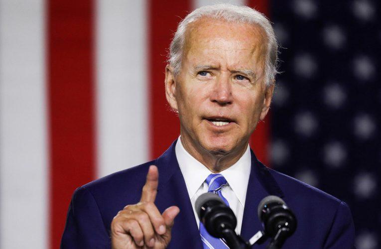 Джо Байден став офіційно кандидатом на виборах президента США 2020 року