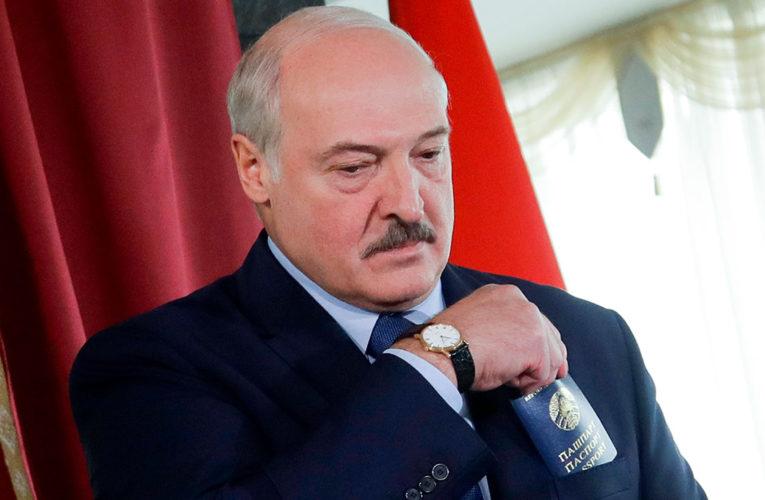 Німеччина не визнає Лукашенка президентом Білорусі