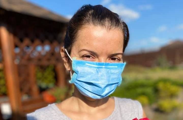 Марічка Падалко: я і двоє моїх дітей захворіли на коронавірус.