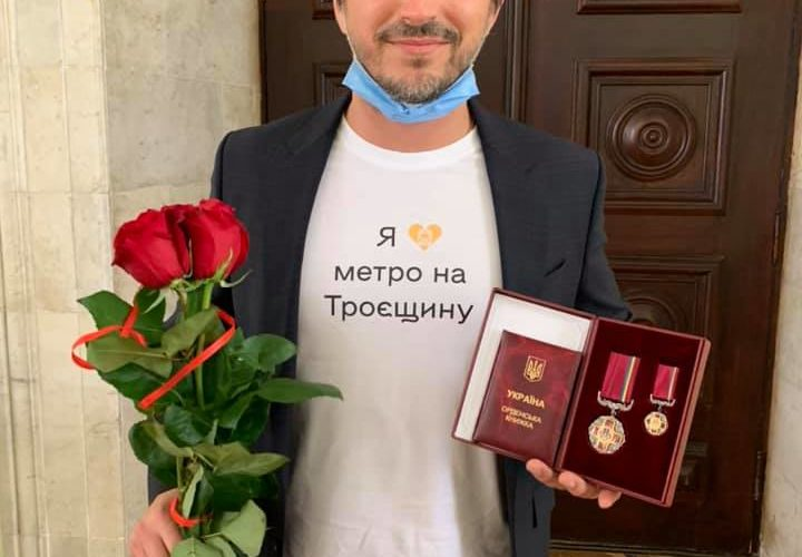 Сергій Притула: маю за честь бути посередником та кур'єром між тими, хто потребує допомоги і тими, хто хоче допомогти!