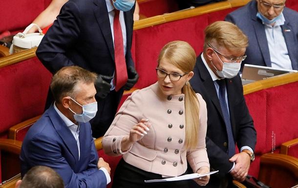 У Юлії Тимошенко підтвердили коронавірус. Стан важкий.