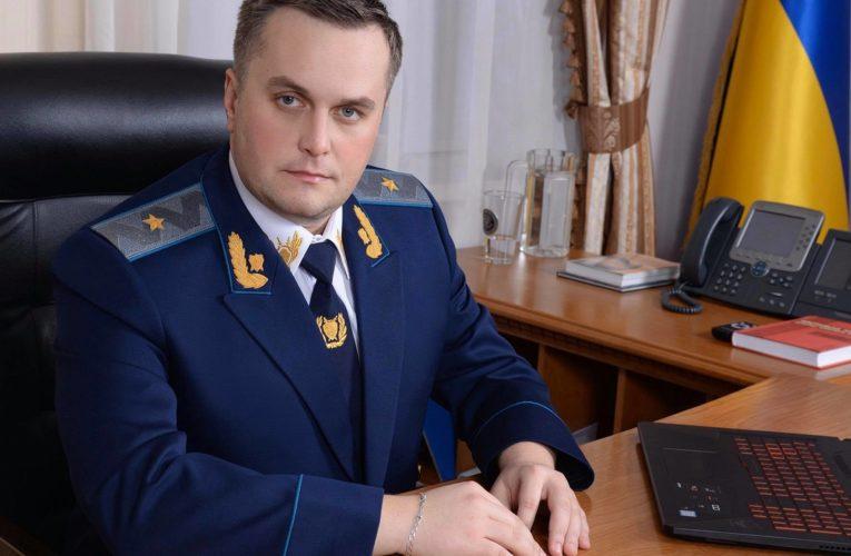 Назар Холодницький подав у відставку