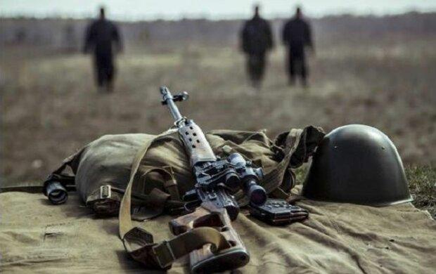 На Донбассе погиб украинский разведчик