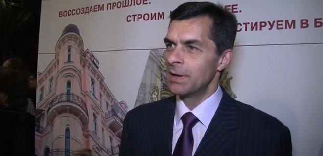 Бывший соратник Саакашвили возглавит Укрзализныцю