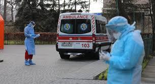 В трех областях Украины вырос уровень смертности от коронавируса