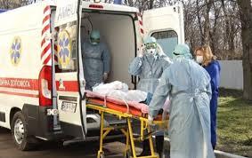 В Украине вдвое увеличилось количество госпитализированных с COVID-19