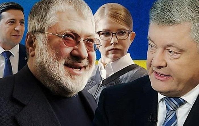 Порошенко, Тимошенко и Коломойский договариваются с Медведчуком об отстранении Зеленского
