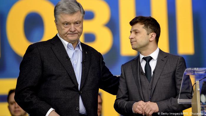 Если Порошенко найдет общий язык с Медведчуком и Аваковым, то Зеленский не досидит до конца каденции – Небоженко