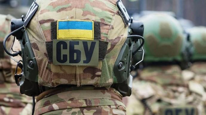 СБУ виявила на Донеччині схрон із засобами ураження та зброєю, облаштований у 2014-2015 роках бійцями одного з добробатів