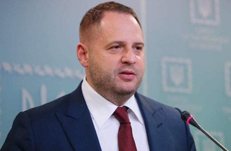 Глава ОП анонсировал обмен пленными на Донбассе в ближайшие недели