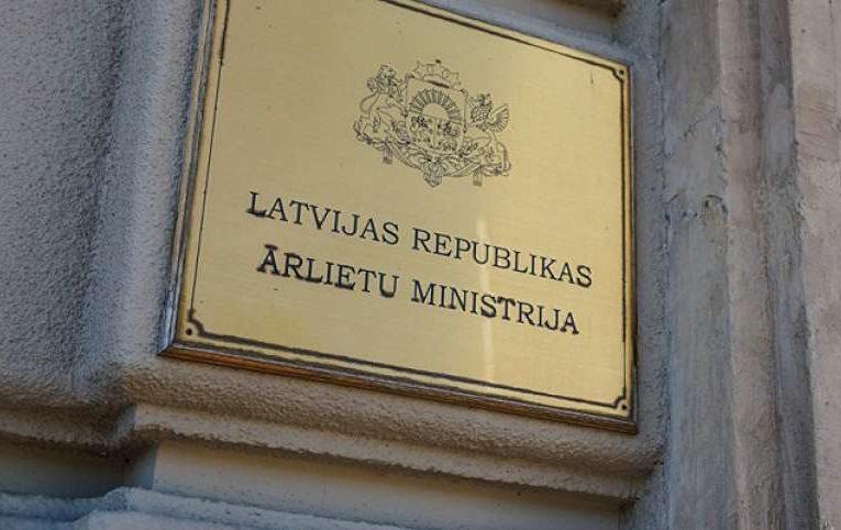 МЗС Латвії направило ноту протесту Білорусі