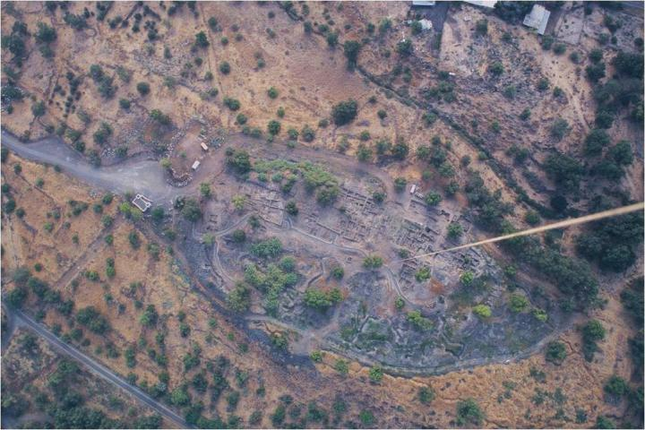 Археологи обнаружили «город библейских чудес»