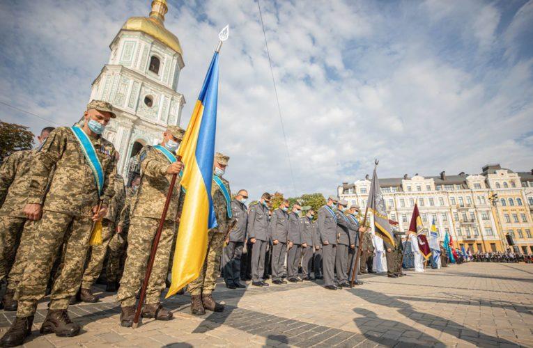 Стало известно, лидеры  каких иностранных государств поздравили Украину с 29-й годовщиной независимости